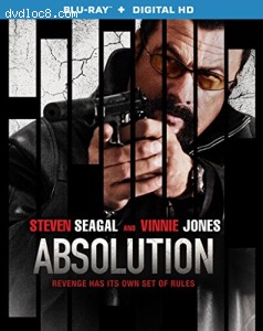 Absolution [Blu-ray] Cover
