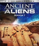 Cover Image for 'Ancient Aliens: Season 7 - Volume 1'