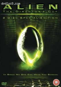 Alien (The Director's Cut - Special edition) Cover