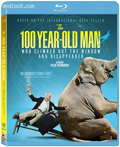 100 Year-Old Man Who Climbed Out The Window and Disappeared, The [Blu-ray]