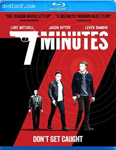 7 Minutes [Blu-ray] Cover