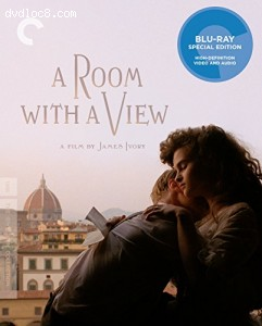 A Room with a View [Blu-ray] Cover