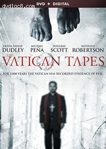 Vatican Tapes, The Cover