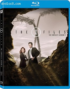 X-Files: The Complete Season 3 [Blu-ray] Cover
