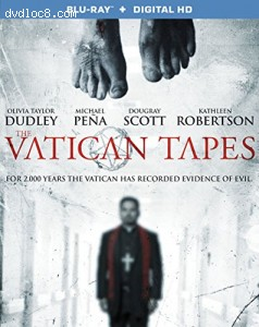 Vatican Tapes, The [Blu-ray]