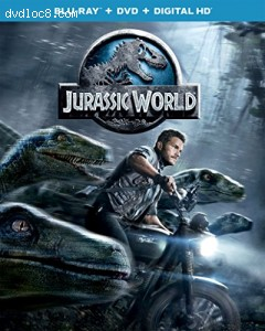 Jurassic World [Blu-ray] Cover