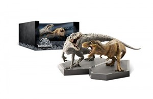 Jurassic World 3D - Limited Edition Gift Set (Blu-ray 3D + Blu-ray + DVD + Digital HD) Cover