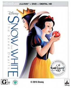 Cover Image for 'Snow White & The Seven Dwarfs'