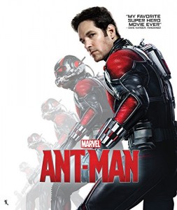 Ant-Man [Blu-ray] Cover