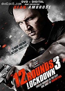 12 Rounds 3: Lockdown [DVD + Digital] Cover