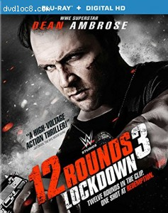 Cover Image for '12 Rounds 3: Lockdown [Blu-ray + Digital HD]'