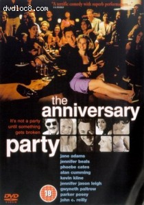 Anniversary Party, The Cover