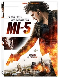 MI-5 [DVD + Digital] Cover