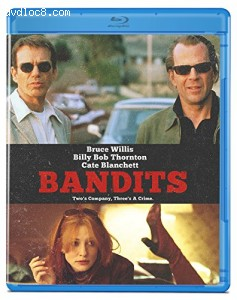 Bandits [Blu-ray] Cover
