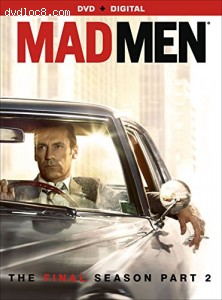 Mad Men: The Final Season, Part 2 [DVD + Digital]