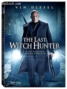 Last Witch Hunter, The [DVD + Digital] Cover