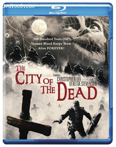 The City of the Dead [Blu-ray] Cover