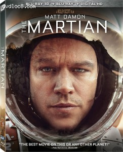 Martian, The Cover