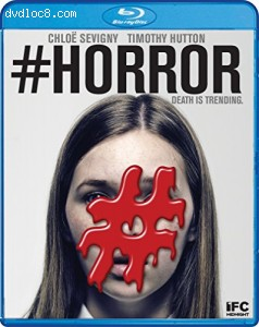 #Horror [Blu-ray] Cover
