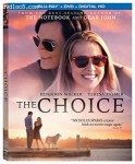 Cover Image for 'Choice, The [Bluray + DVD + Digital HD]'