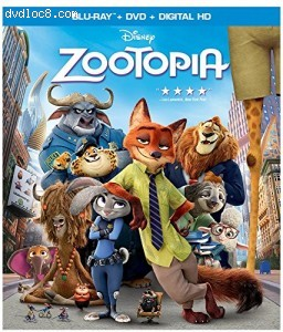 Cover Image for 'Zootopia'