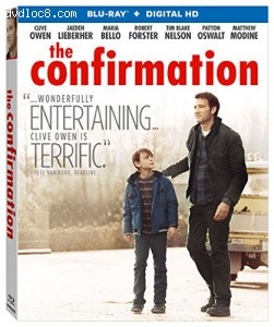 Confirmation, The [Blu-ray + Digital HD] Cover