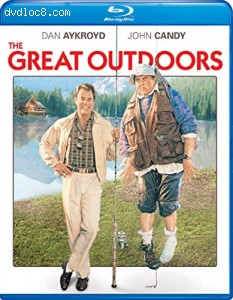 The Great Outdoors [Blu-ray] Cover