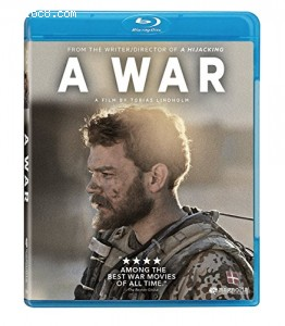 War, A [Blu-ray] Cover