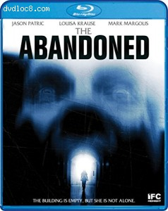 Abandoned,The  [Blu-ray] Cover