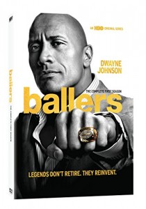 Ballers: The Complete First S1 Cover