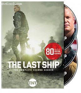 Last Ship: Season 2, The Cover