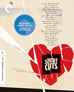 Short Cuts (The Criterion Collection) [Blu-ray] Cover