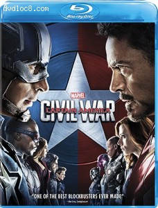 Cover Image for 'Marvel's Captain America: Civil War'