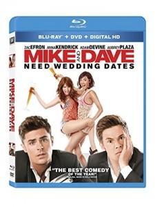 Mike & Dave Need Wedding Dates [Blu-ray] Cover