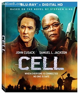 Cell [Blu-ray] Cover