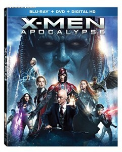 X-men: Apocalypse [Blu-ray + Digital HD]