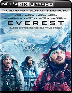 Everest (4K Ultra HD + Blu-ray + Digital HD)
