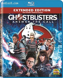 Ghostbusters [Blu-ray] Cover