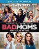 Bad Moms [Blu-ray + DVD + Digital HD]