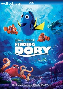 Finding Dory Cover