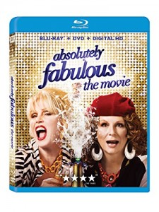 Absolutely Fabulous [Blu-ray] Cover