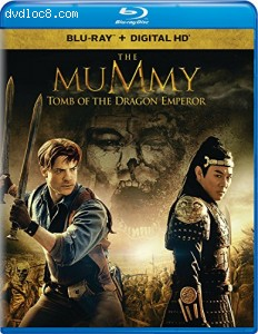 The Mummy: Tomb of the Dragon Emperor [Blu-ray + Digital HD]