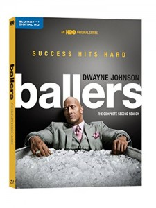 Ballers: The Complete Second Season [Blu-ray]