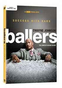Ballers: The Complete Second Season Cover