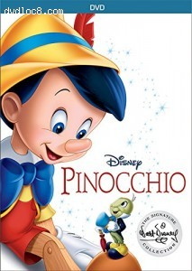 Pinocchio: Signature Collection Cover