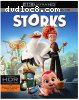 Storks [4K Ultra HD + Blu-ray + Digital HD]
