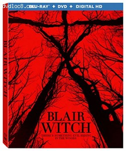 Blair Witch [Blu-ray + DVD + Digital HD] Cover
