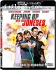 Keeping Up With The Joneses [4K Ultra HD + Blu-ray + Digital HD]