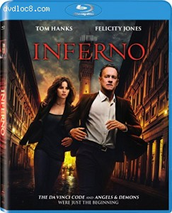 Inferno [Blu-ray] Cover