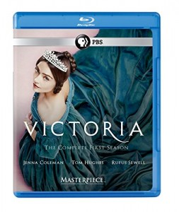 Masterpiece: Victoria [Blu-ray] Cover
